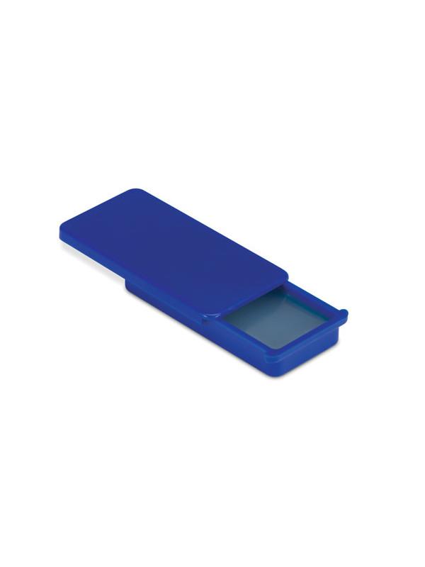 Reklamní balzám na rty FLAT GLOSS, modrá