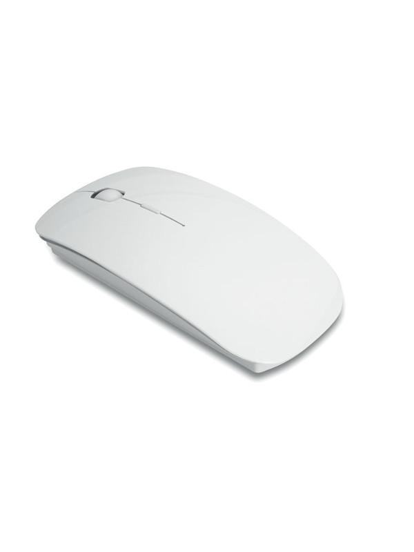 Bezdrátová myš CURVY bílá 1
