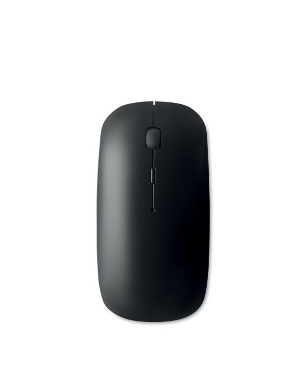 Bezdrátová myš CURVY černá