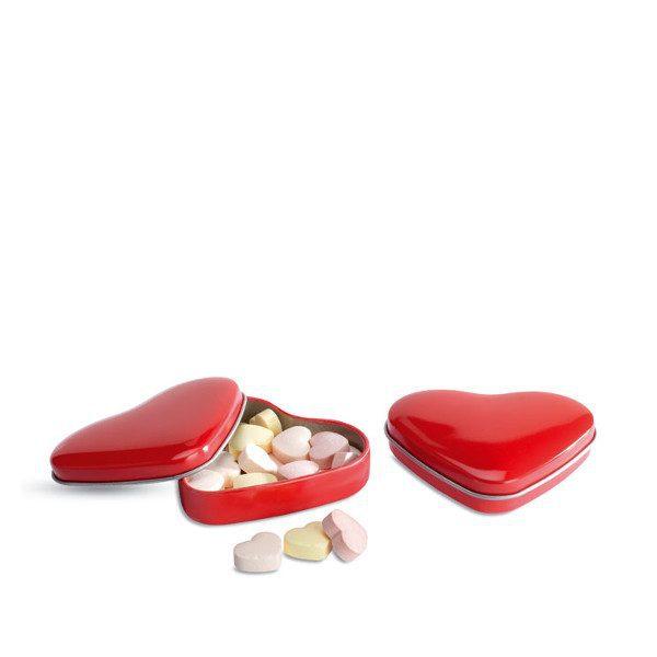 Reklamní bonbóny LOVEMINT červená 2