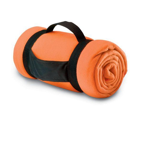 Deka STAVENGER oranžová