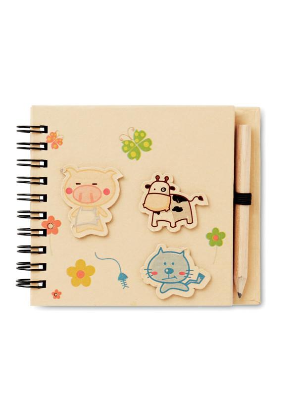 Dětský zápisník PIGGY 1