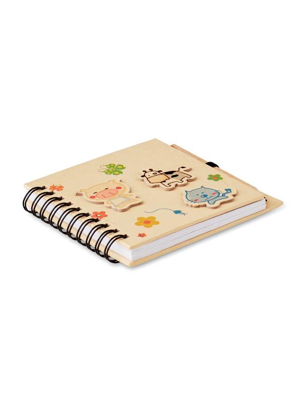 Dětský zápisník PIGGY 3