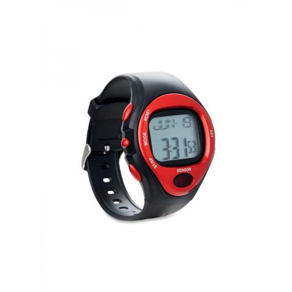 Digitální hodinky SPORTY červená 3