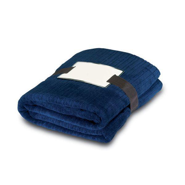 Fleecová reklamní deka CAP CODE 1