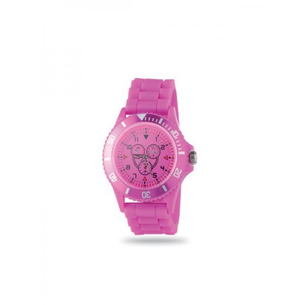 Reklamní hodinky MOTIONZONE růžová