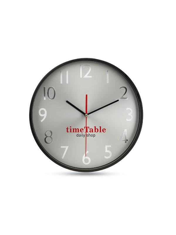 Reklamní hodiny RONDO 2