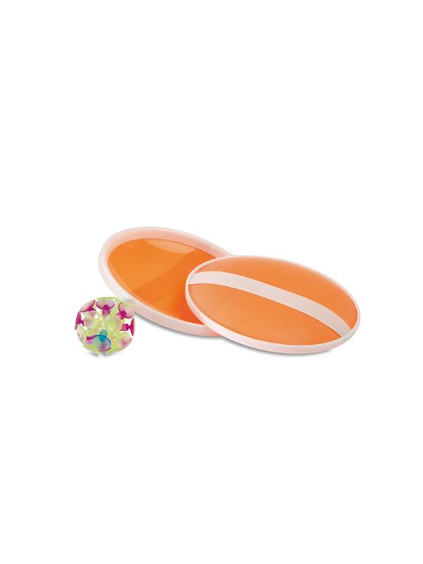 Hra pro dva CatchandPlay, oranžová