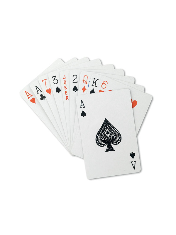 Hrací karty ARUBA 1