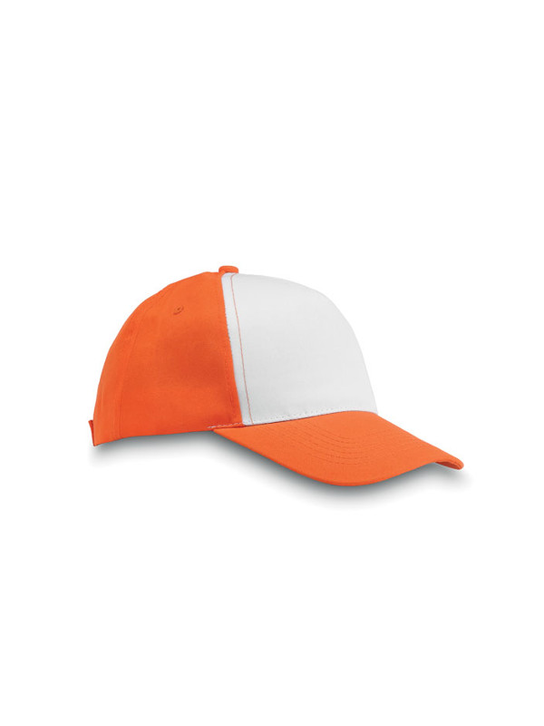 Reklamní kšiltovka SAN DIEGO oranžová
