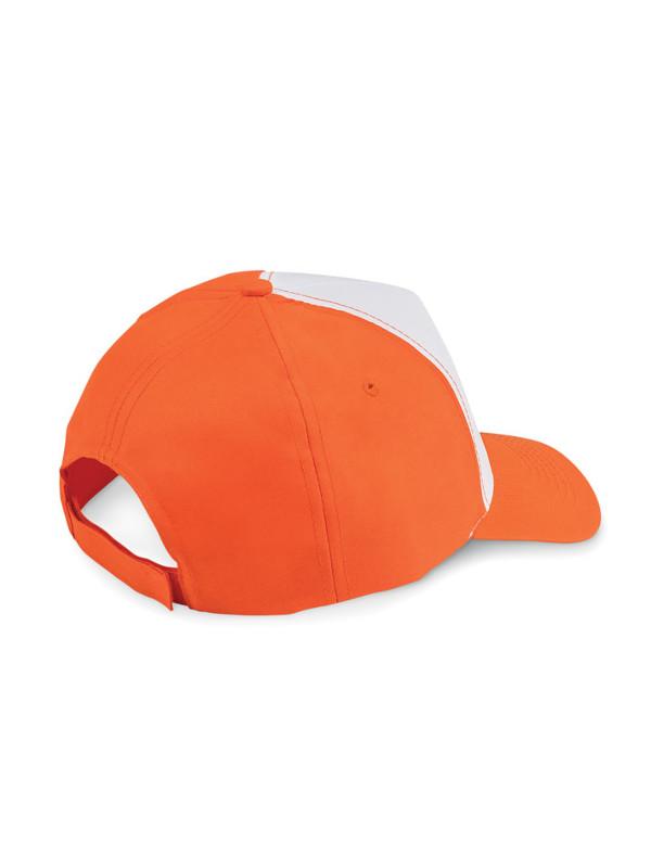 Kšiltovka SAN DIEGO oranžová 2