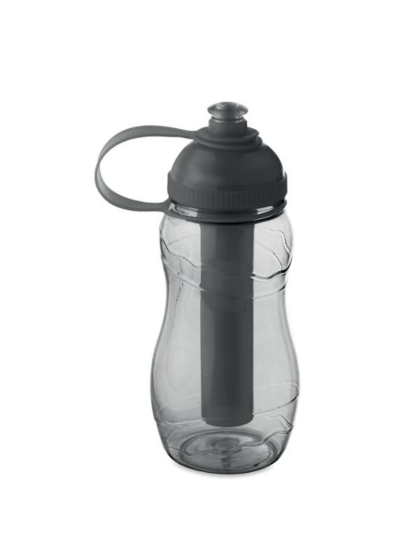 Reklamní láhev na vodu GOO, černá