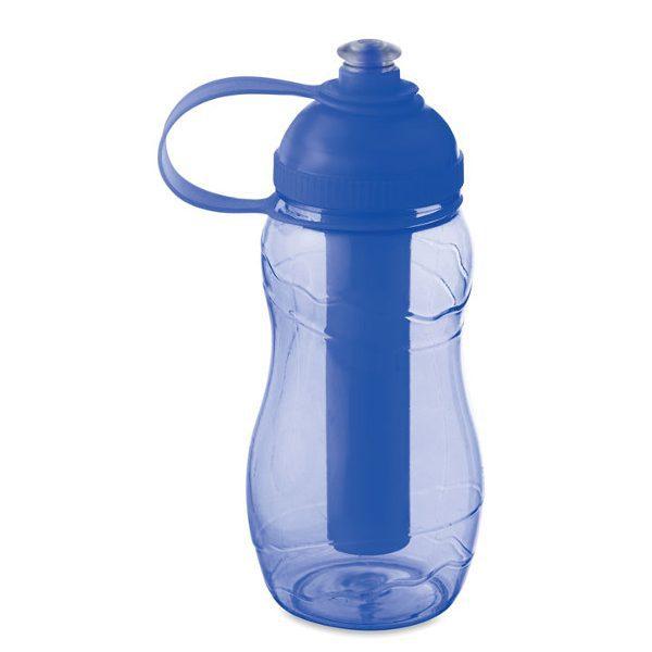 Reklamní láhev na vodu GOO, modrá