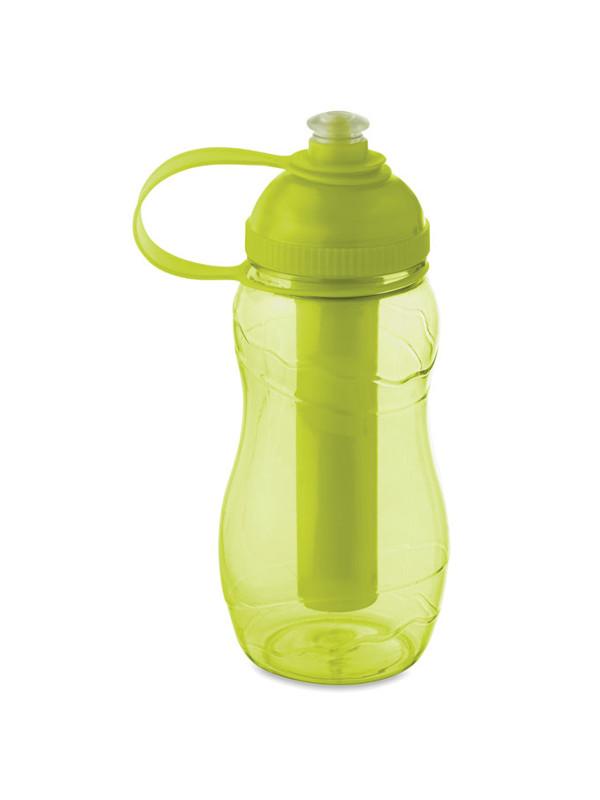 Reklamní láhev na vodu GOO, zelená