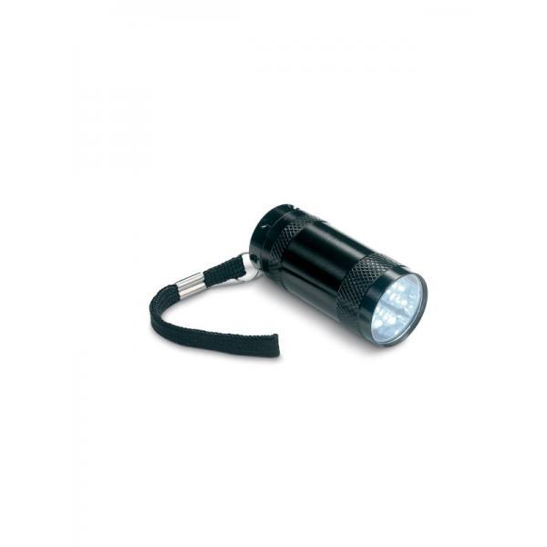 Reklamní svítilna TEXAS, černá