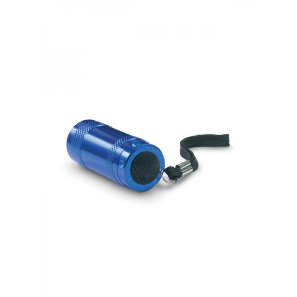 Reklamní svítilna TEXAS, modrá 2