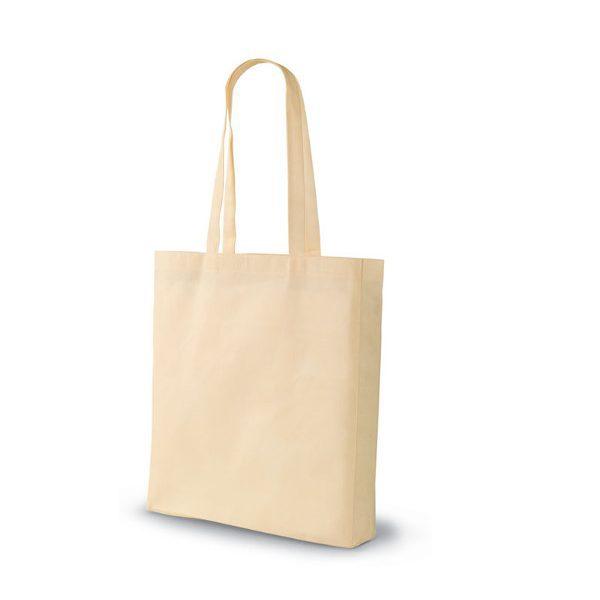 reklamní nákupní taška SHOPMAG béžová
