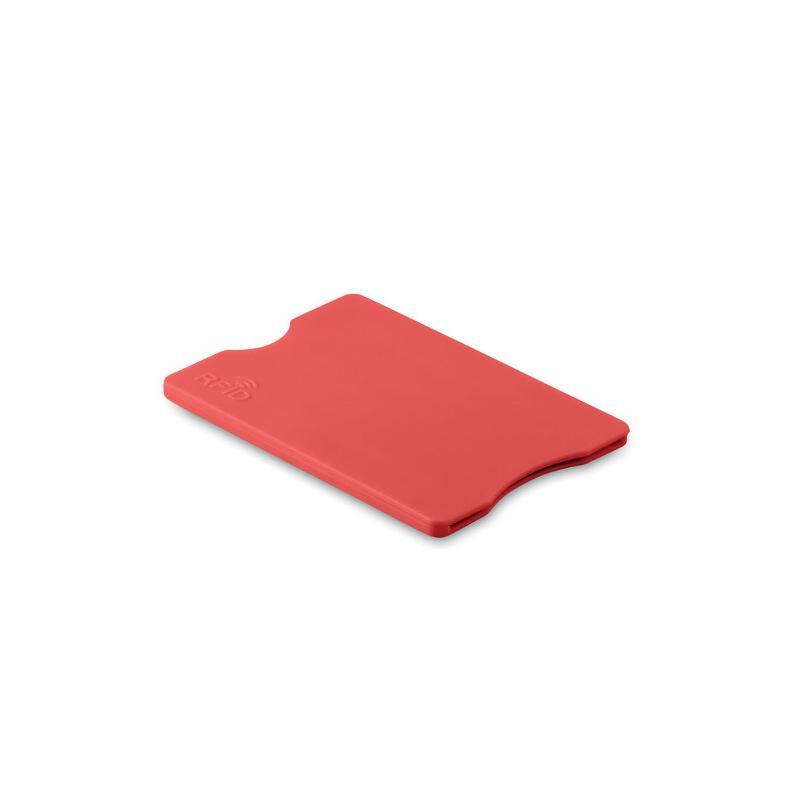 Obal na kartu PROTECTOR, červená
