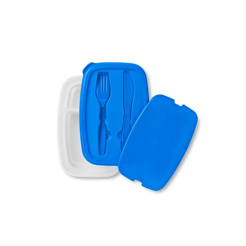 Obědový box DILUNCH modrá 1