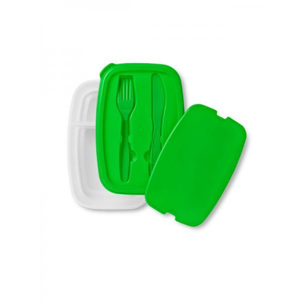 Obědový box DILUNCH zelená