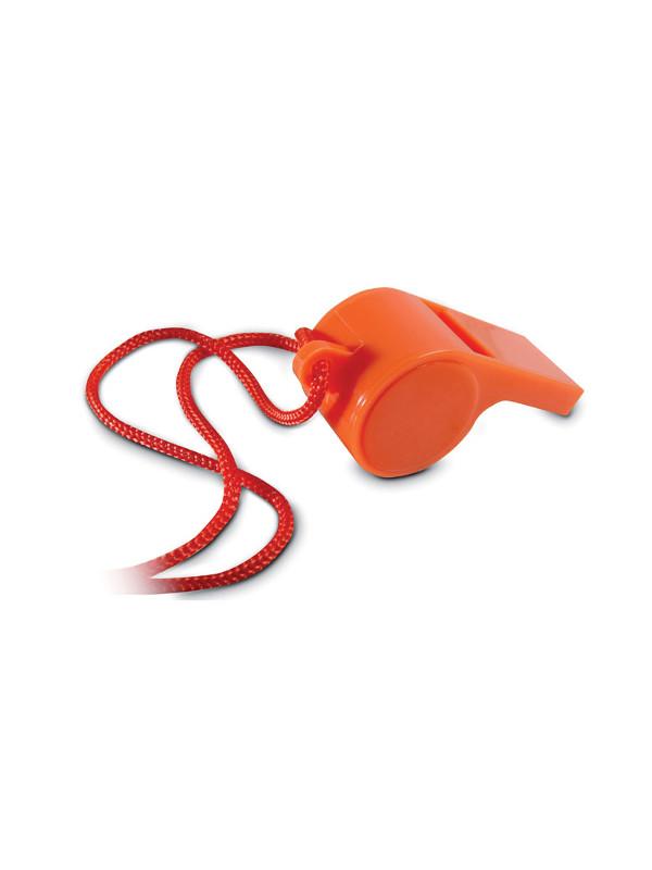 Reklamní píšťalka REFEREE, oranžová
