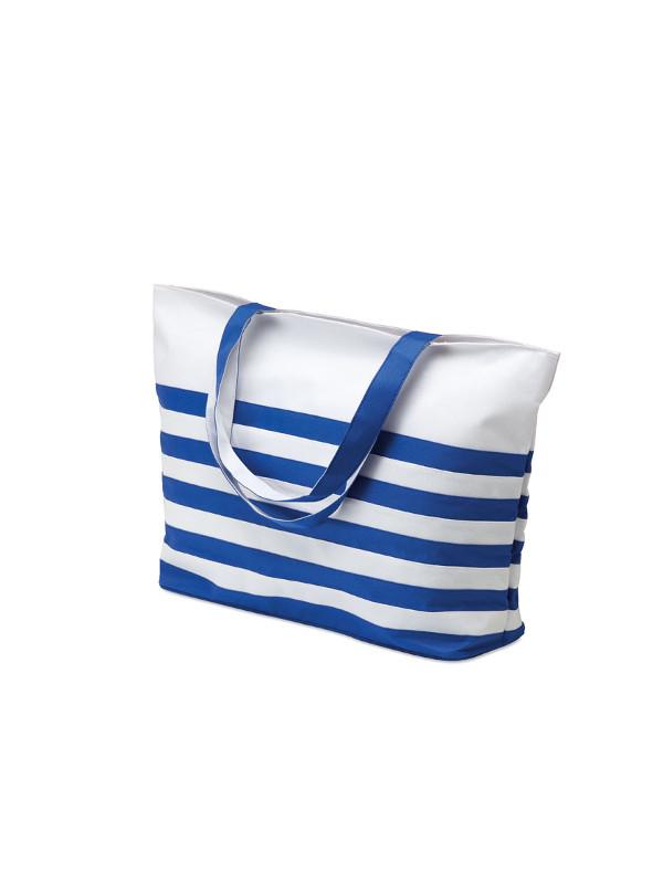 reklamní plážová taška ANTIBES modrá