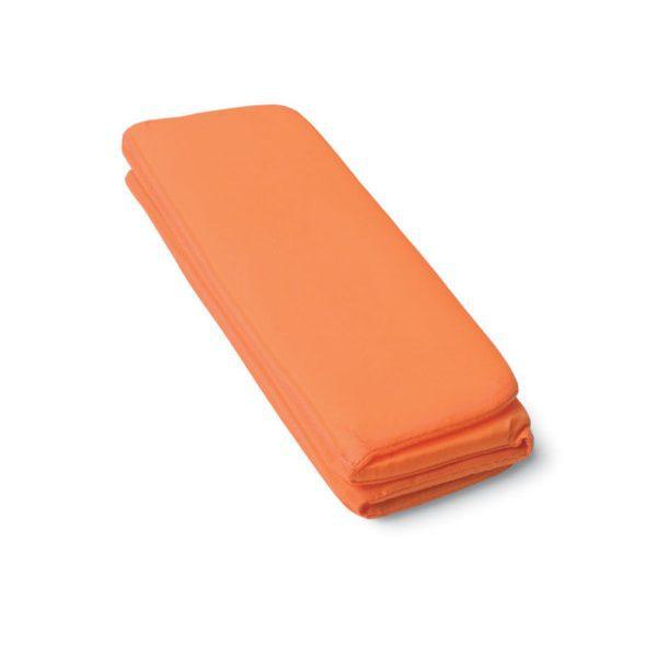 Skládací podložka MOMENTS oranžová