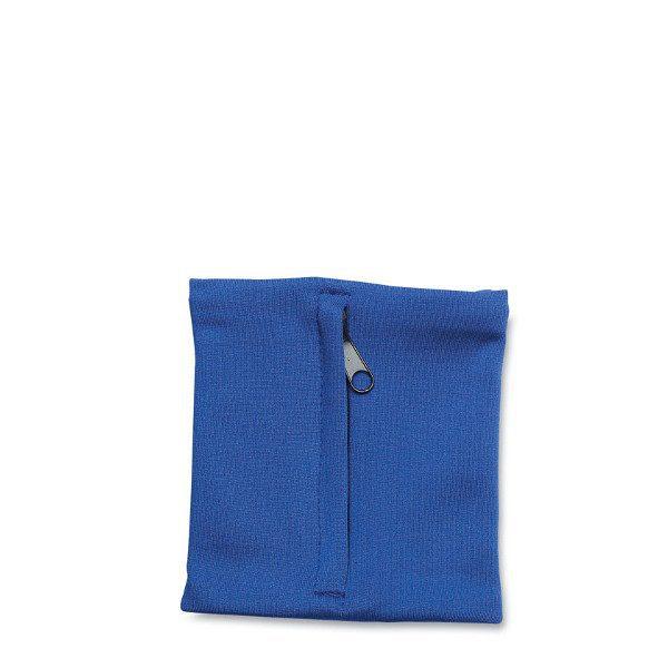 Reklamní pouzdro na zápěstí PRORUN modrá