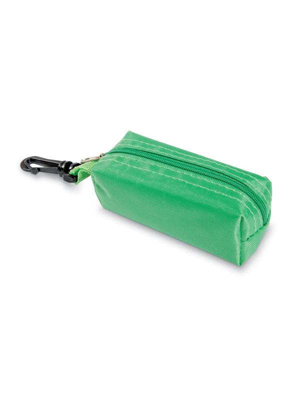 Pouzdro s patelkami COLOPOUCH, zelená