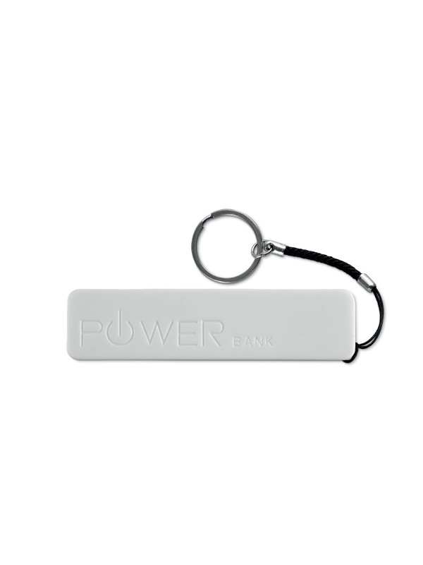 Powerbanka POWERMATE bílá 2