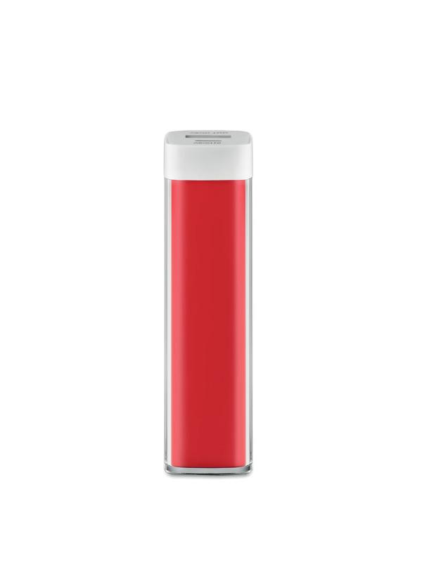 Reklamní powerbanka POWERSTOCK červená