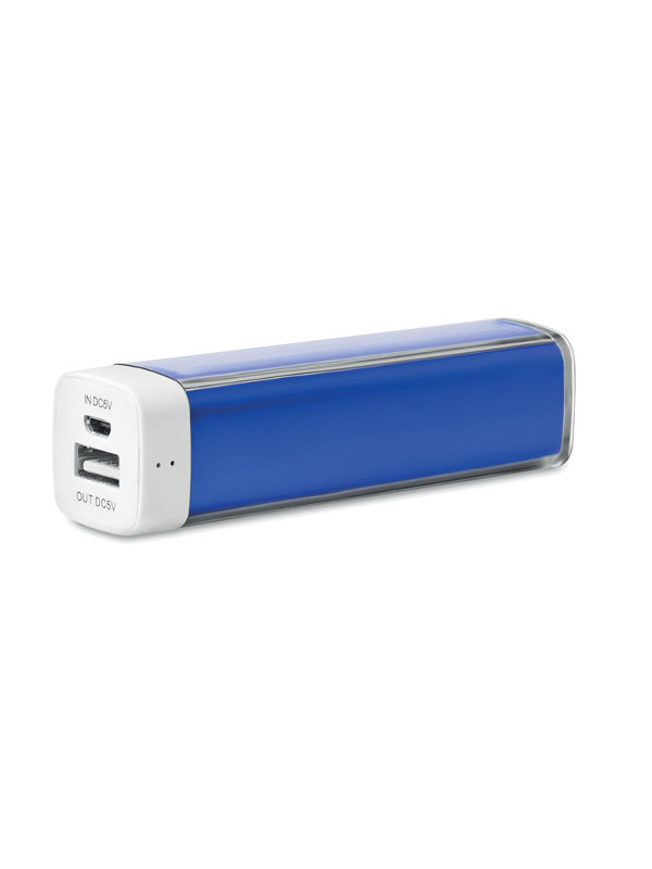 Reklamní powerbanka POWERSTOCK modrá