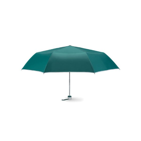 Reklamní skládací deštník CARDIF zelená