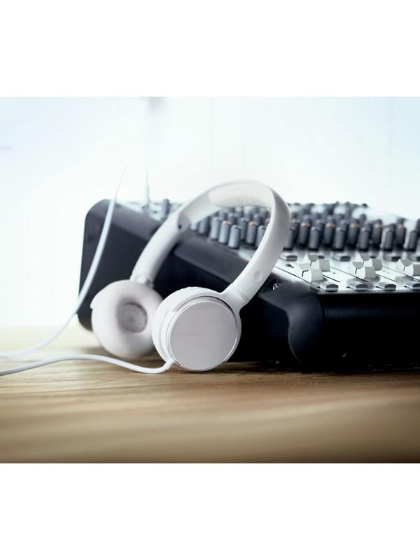 Reklamní sluchátka AUDIOHEAD 2