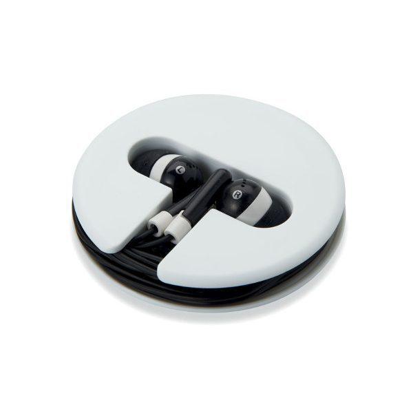 Reklamní sluchátka SONOSOFT černá
