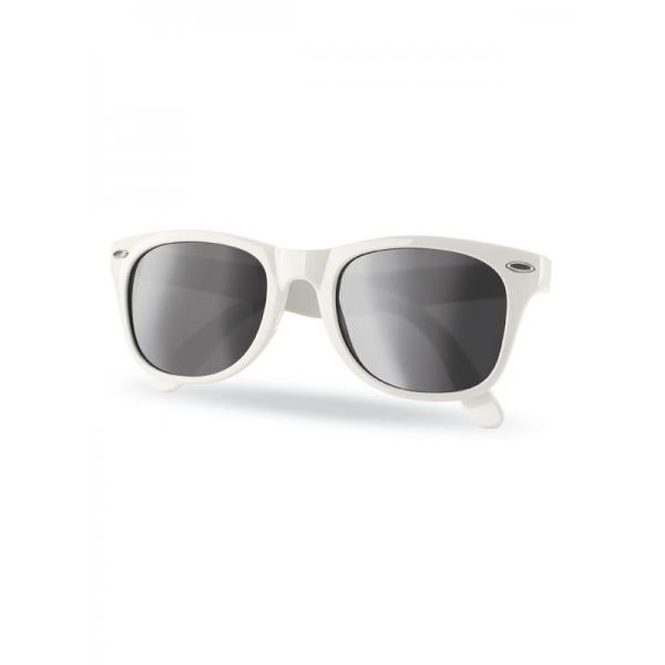 Sluneční brýle AMERICA bílá