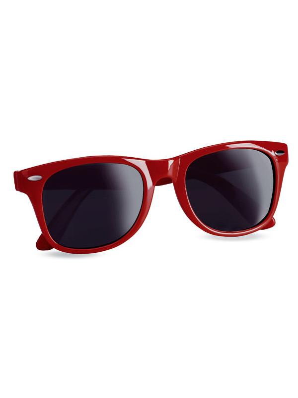 Sluneční brýle AMERICA červená