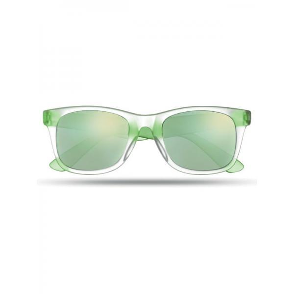Reklamní sluneční brýle America Touch zelené 1
