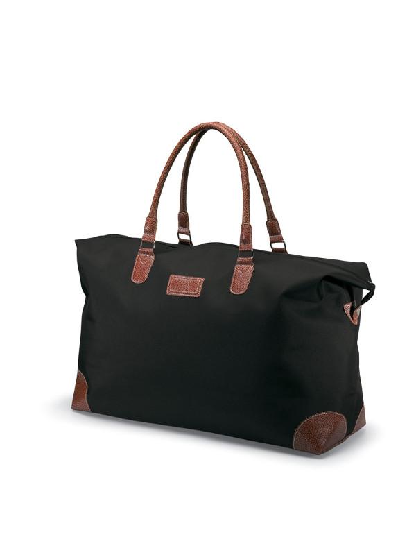 Reklamní cestovní taška BOCCARIA černá
