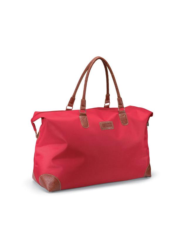 Reklamní cestovní taška BOCCARIA červená