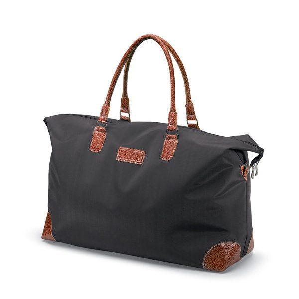 Reklamní cestovní taška BOCCARIA hnědá