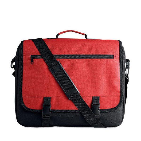 Reklkamní taška na dokumenty FLAPA červená 1