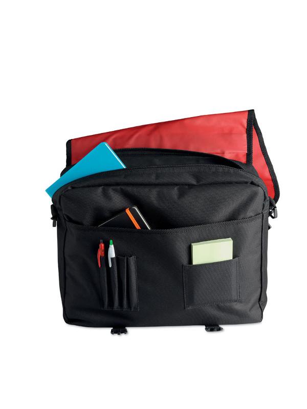 Reklkamní taška na dokumenty FLAPA červená 2