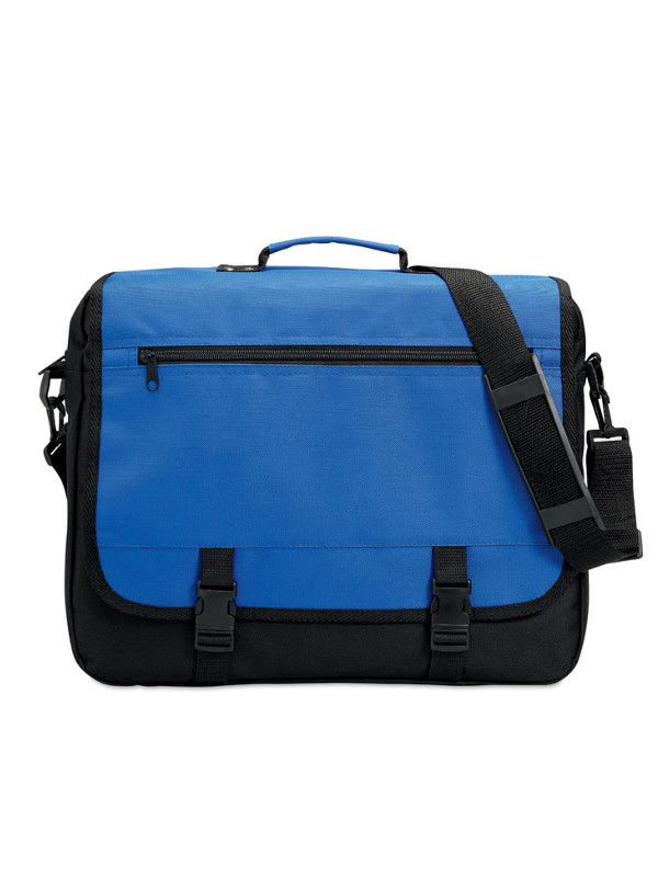 Reklkamní taška na dokumenty FLAPA modrá