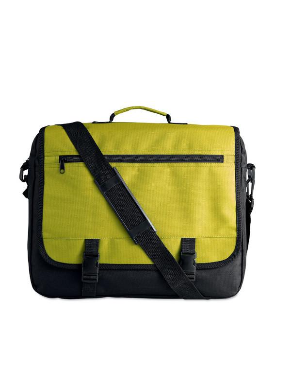 Reklkamní taška na dokumenty FLAPA žlutá