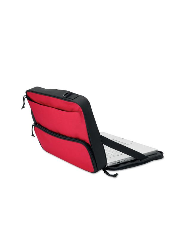 Taška na notebook ALIFE červená