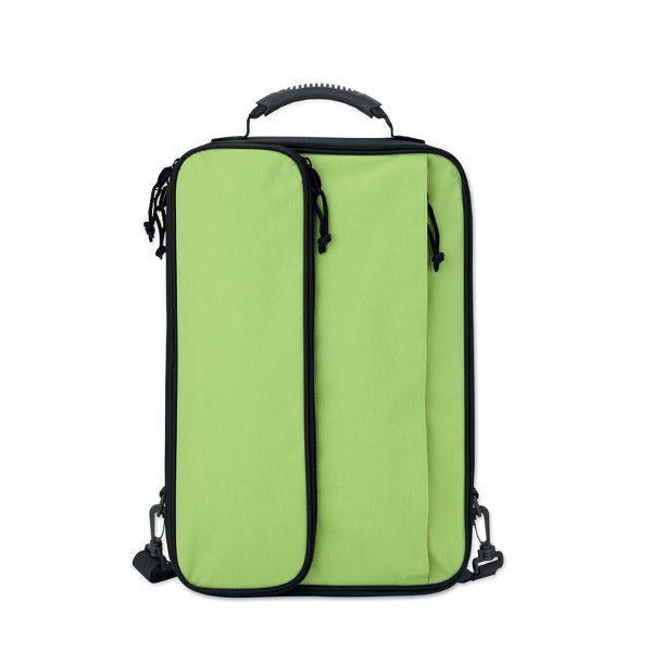 Taška na notebook ALIFE zelená