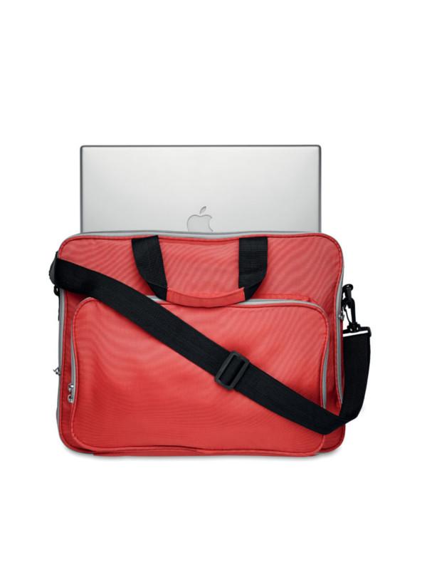 Taška na notebook LUCCA červená