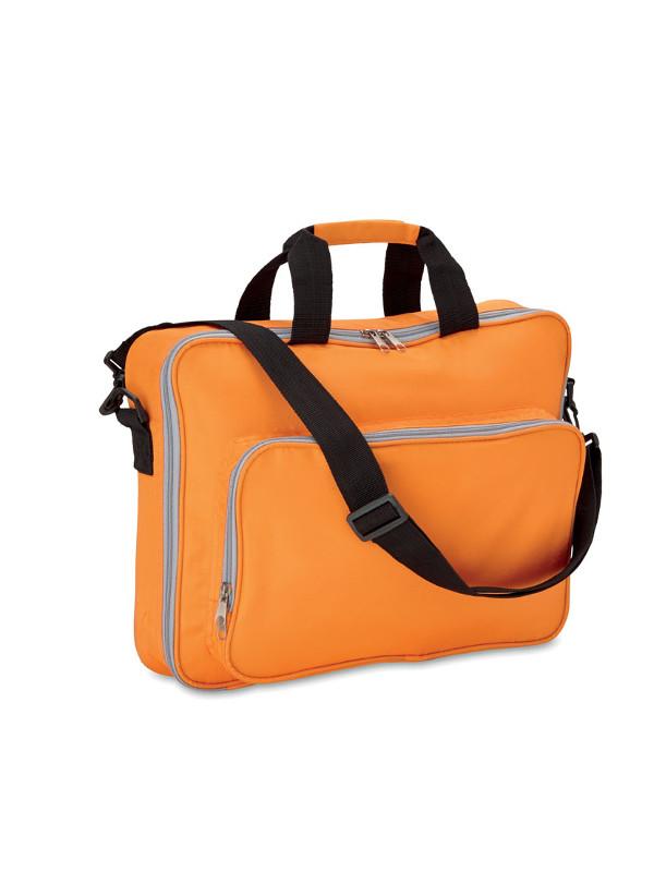Taška na notebook LUCCA oranžová