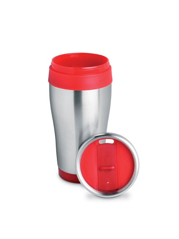 Reklamní termohrnek TRAM červená